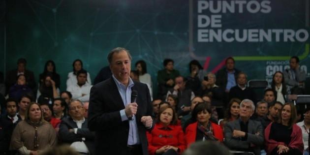 Meade avanza en preferencia de ciudadanos, afirma Ochoa Reza