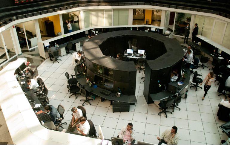 Mercado accionario mexicano abre jornada al alza