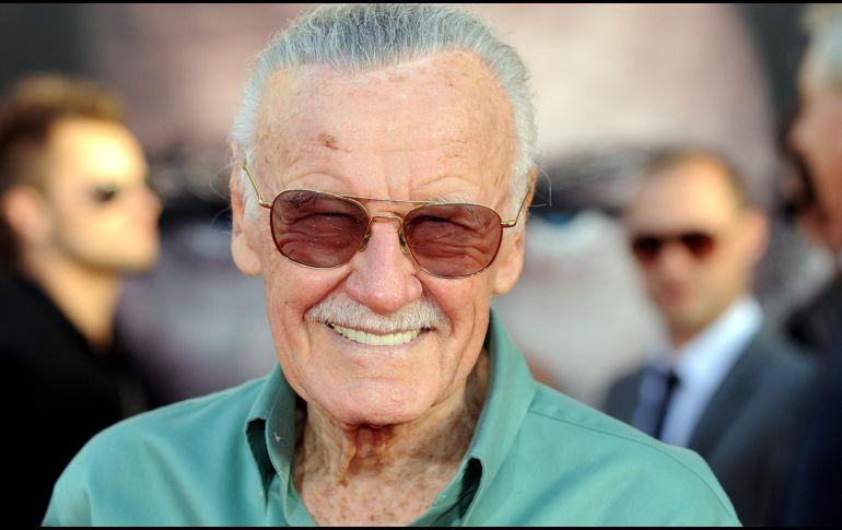 El mítico Stan Lee, acusado de acoso sexual a los 95 años