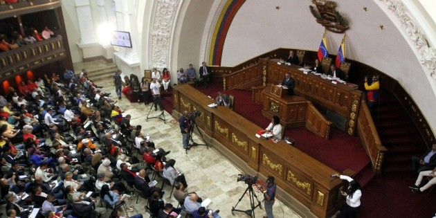 """Constituyente venezolana aprueba ley """"contra la guerra económica"""""""