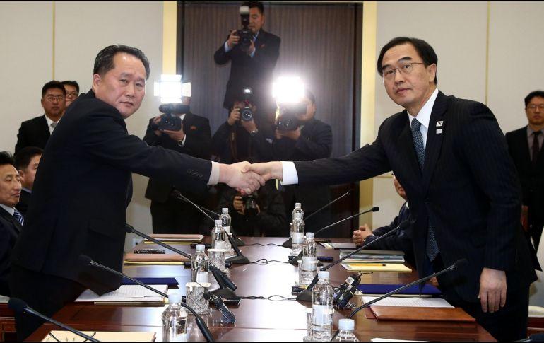 Avanzan las dos Coreas hacia mejoramiento de relaciones