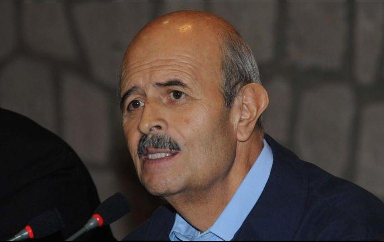 Fausto Vallejo va como candidato del PES: Milenio