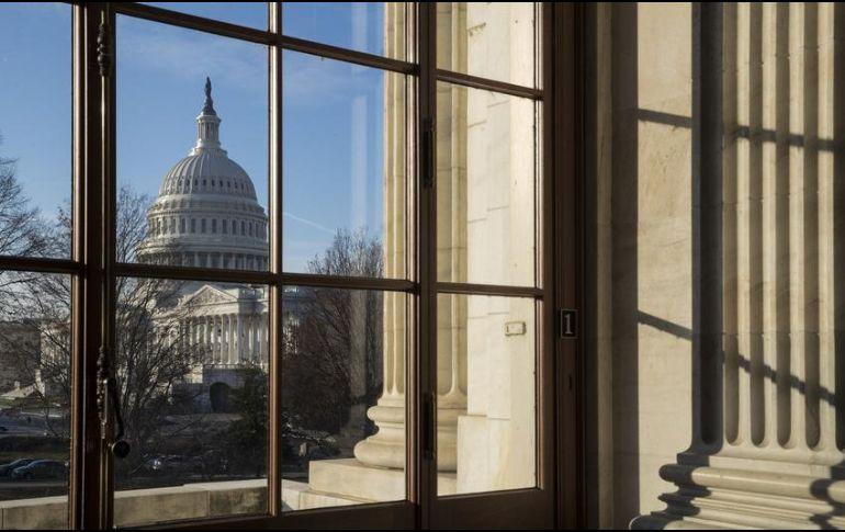El Congreso de Estados Unidos está investigando la supuesta injerencia de Rusia en las elecciones presidenciales. AP / ARCHIVO