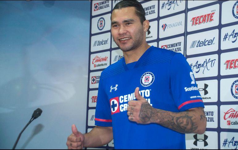Alanís es convocado ante Cruz Azul