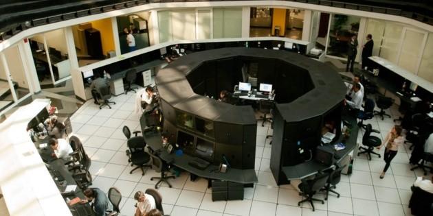 Bolsa Mexicana concluye jornada con ganancia