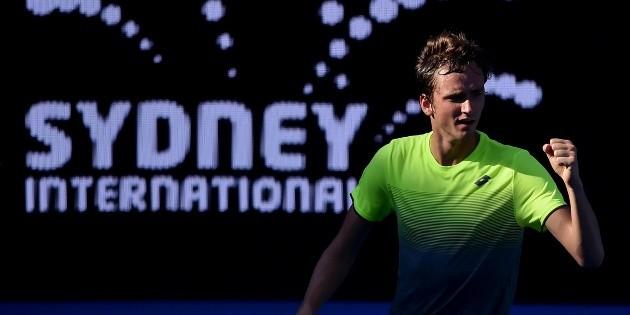 Listas finales varonil y femenil en torneo de tenis en Sídney