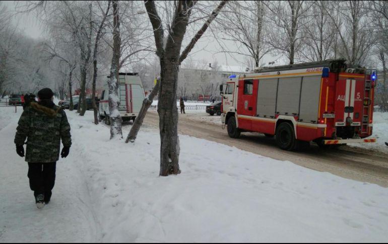 Rusia: ataque y varios heridos en una escuela