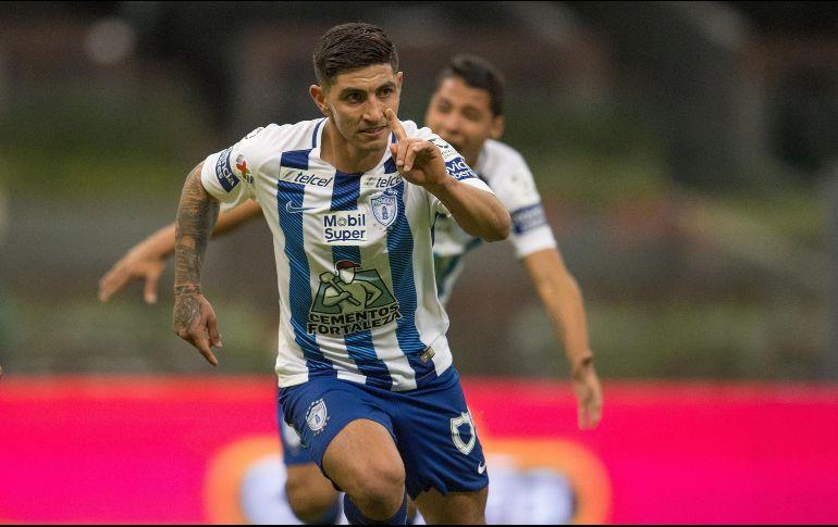 Se medirá Pachuca ante Atlético San Luis en Copa MX
