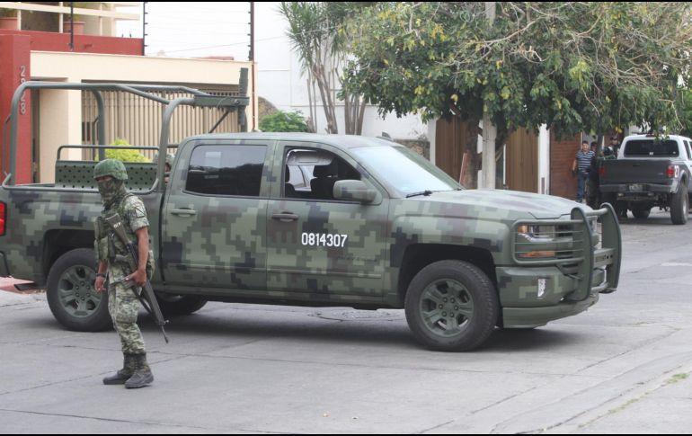 Balacera en Acatic deja 4 civiles muertos
