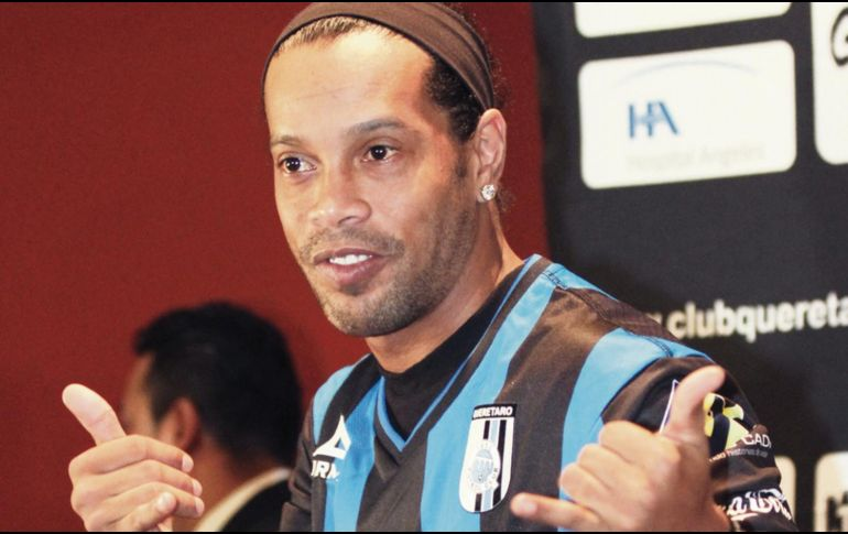 RONALDINHO: el mensaje que recibió de parte de Neymar