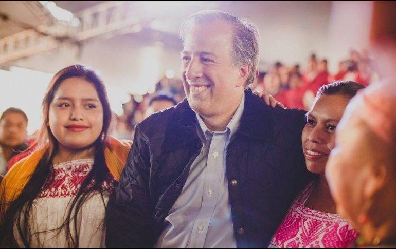 AMLO estancado y Meade en picada: Anaya en Hidalgo