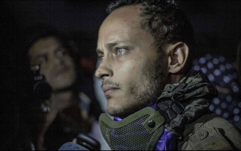 Confirman muerte de Óscar Pérez en operativo conjunto