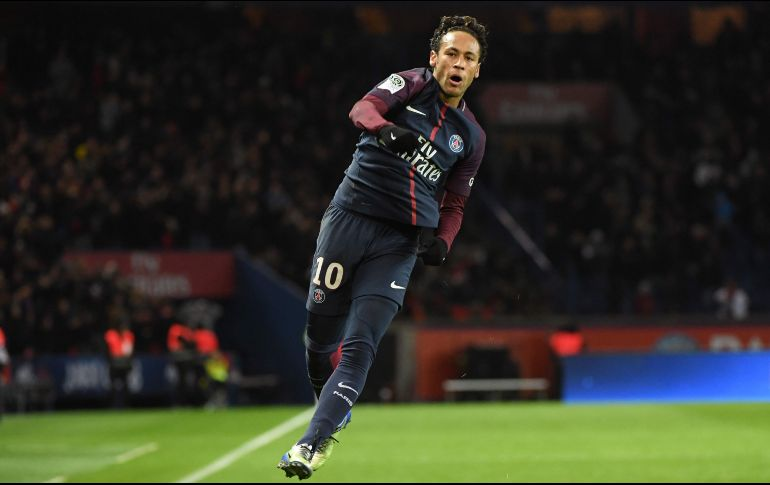Neymar y Cavani volvieron a discutir