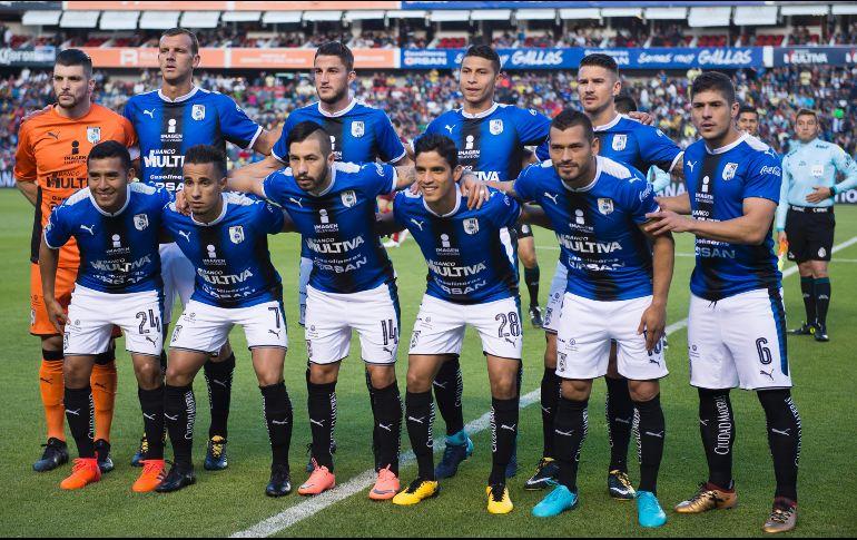 Querétaro vs Tigres UANL, Clausura 2018 — Transmisión en vivo