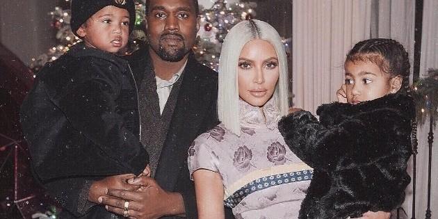 Kim Kardashian revela nombre de su hija