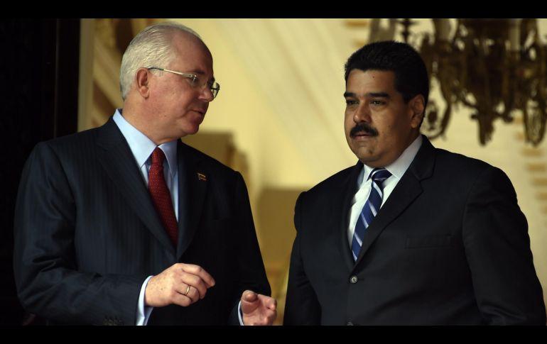 Rafael Ramírez pide garantías y quiere retar a Maduro en primarias
