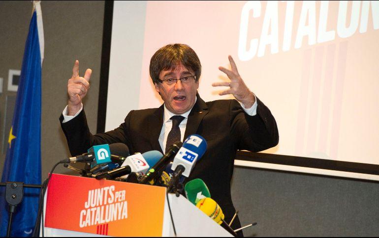 Investidura de Puigdemont será el 30 de enero — Torrent
