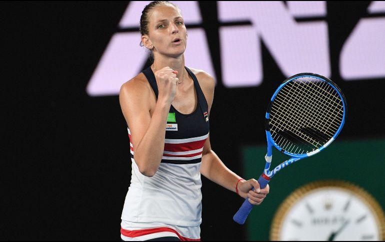 Abierto de Australia: Halep vs. Pliskova en Cuartos de Final
