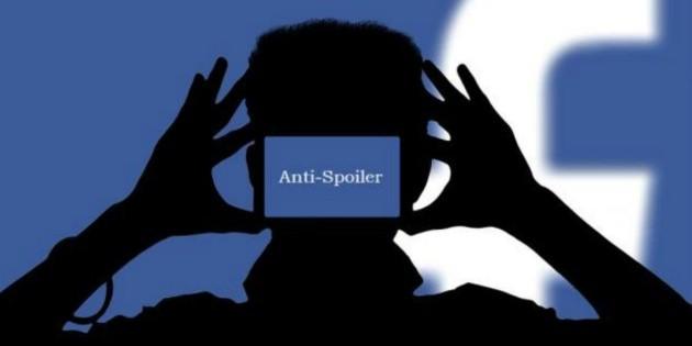 """Facebook pone un alto a los """"spoilers"""""""