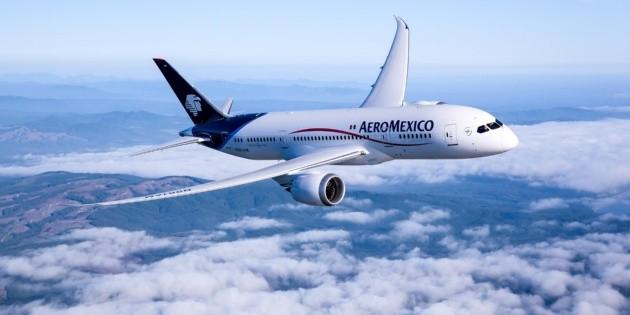 Aeroméxico difiere sobre acusación de Cofece