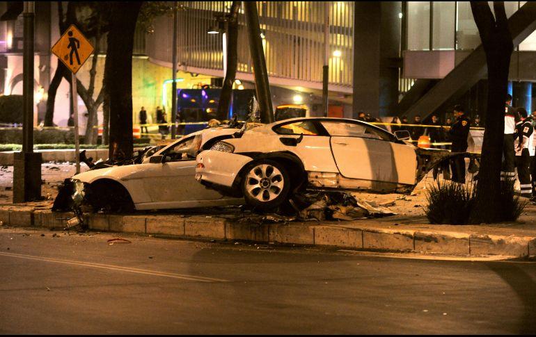 Declaran culpable de homicidio culposo a chofer de BMW