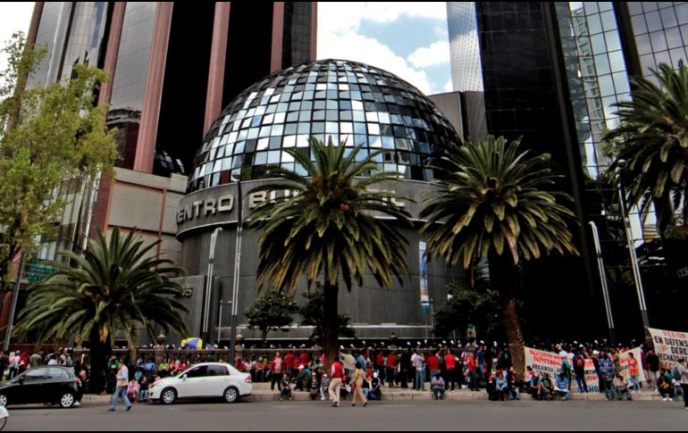 Bolsa Mexicana continúa a la alza, gana 0.35 por ciento