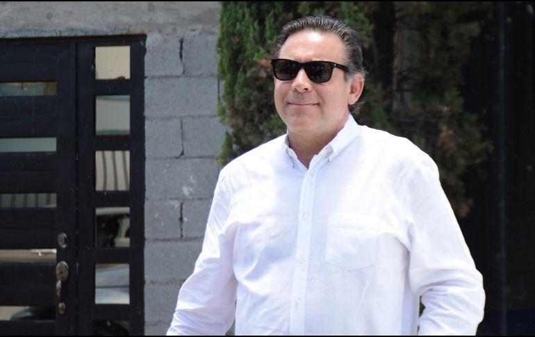 Extradición de Eugenio Hernández queda en manos de Videgaray