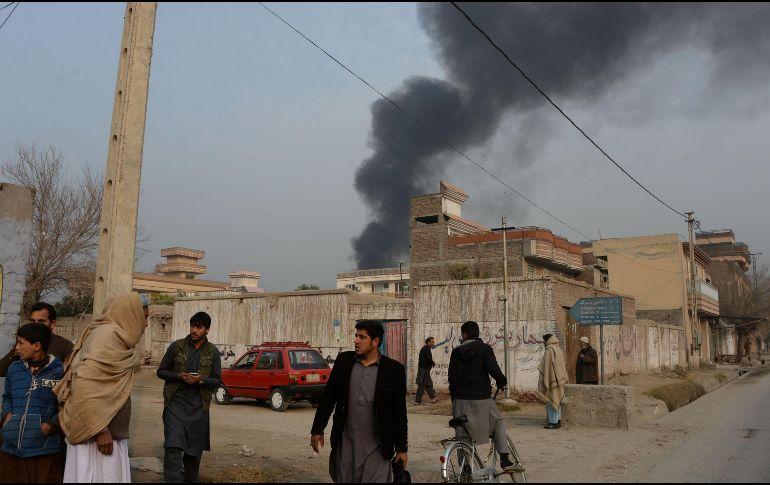 Atentado contra la sede de la ONG Save the Children en Afganistán