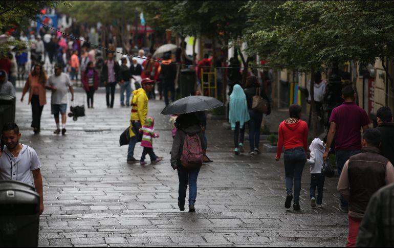 Pronóstico del clima: Frente frío 24 provocará lluvias en Veracruz