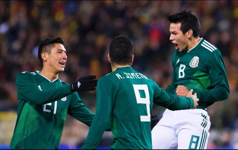 Selección Mexicana enfrentará a Dinamarca