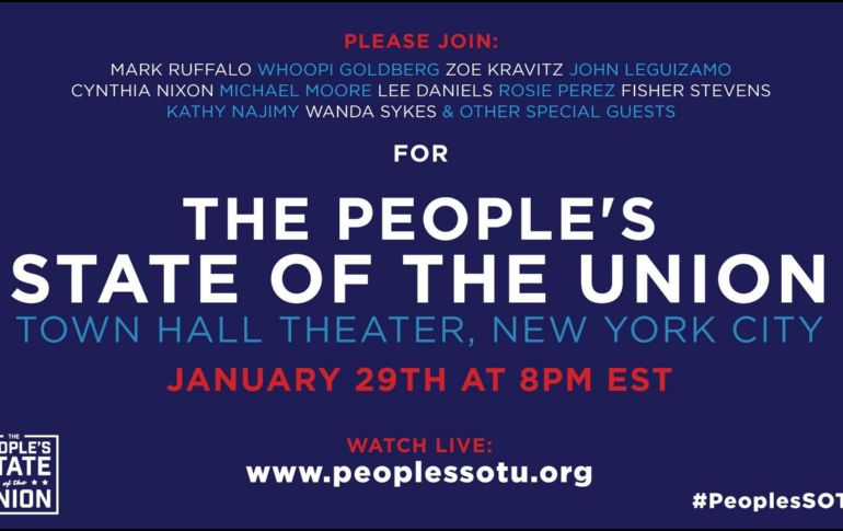 El evento será organizado por las asociaciones We Stand United, Move On y Stand Up America. FACEBOOK/MoveOn.org