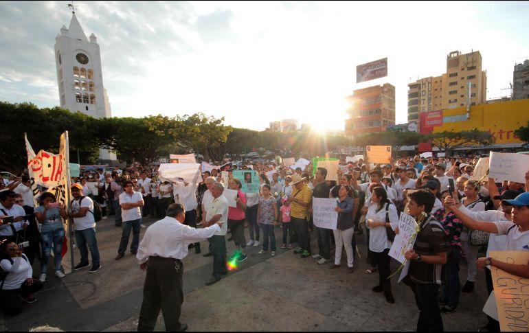 Hallan muerto al biólogo Adán Gómez tres días después de haber desaparecido