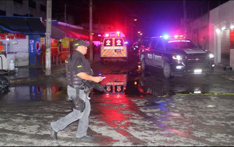 Investigan ataque a bar Oasis: tres muertos y ocho lesionados