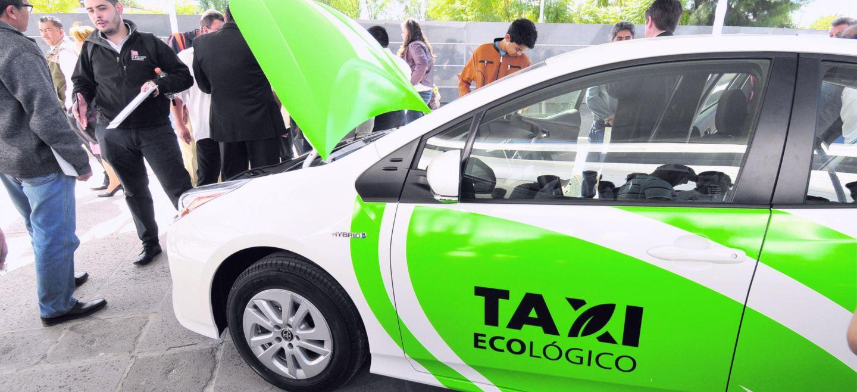Destacan Ahorro De Gasolina En Taxis Hibridos Choferes Critican