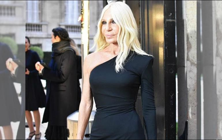 Donatella Versace Shape Of Water
