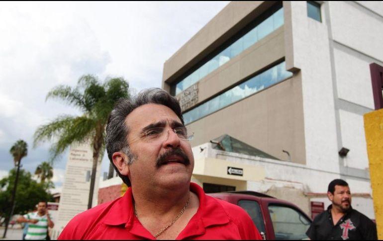 Vicente Fernández Jr. deja contienda por gubernatura