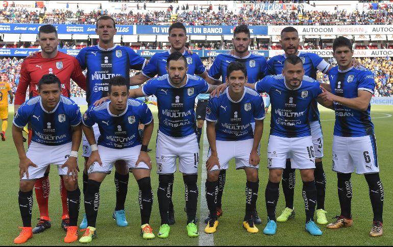 Veracruz ganó en Querétaro