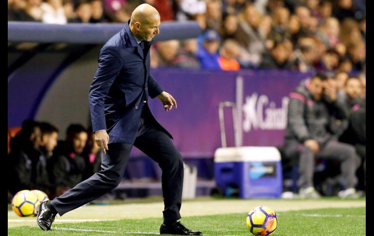 Levante volvió a amargar al Real Madrid en el final