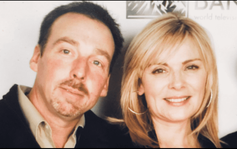 Kim Cattrall anunció la muerte de su hermano desaparecido