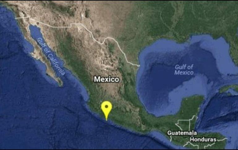 SSN registra dos sismos en costas de Michoacán y Morelos