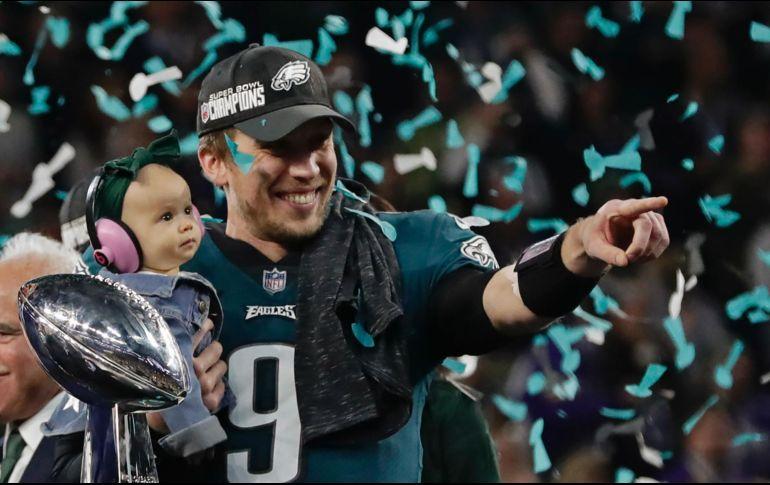 De eterno suplente a jugador más valioso del Super Bowl