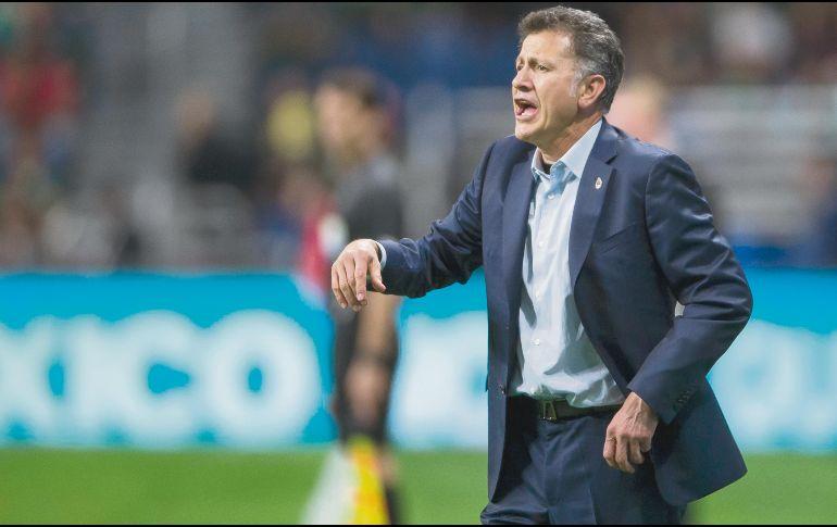 Seleccionados del Tri se burlan de rotaciones de Osorio