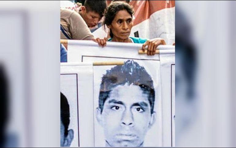 Muere la madre de Everardo Rodríguez, uno de los 43 normalistas desaparecidos