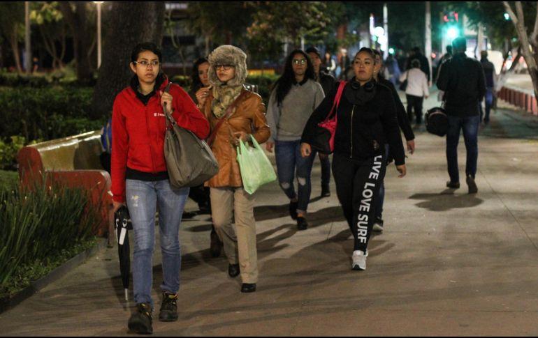 Canal de baja presión provocará lluvias en 26 entidades de México