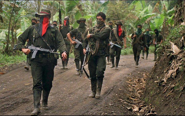 ELN amenaza con obstaculizar tránsito en carreteras de Colombia por cuatro días