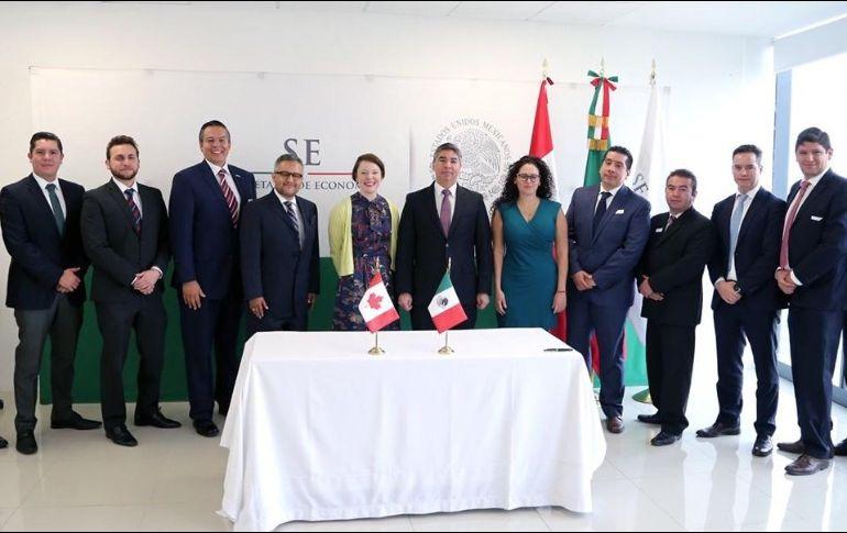 México y Canadá fortalecen cooperación regulatoria