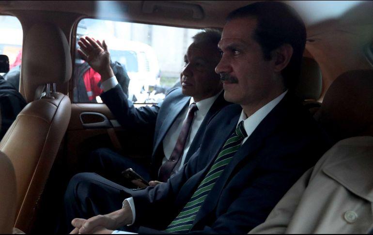 Absuelven a Guillermo Padrés de lavado de dinero y fraude