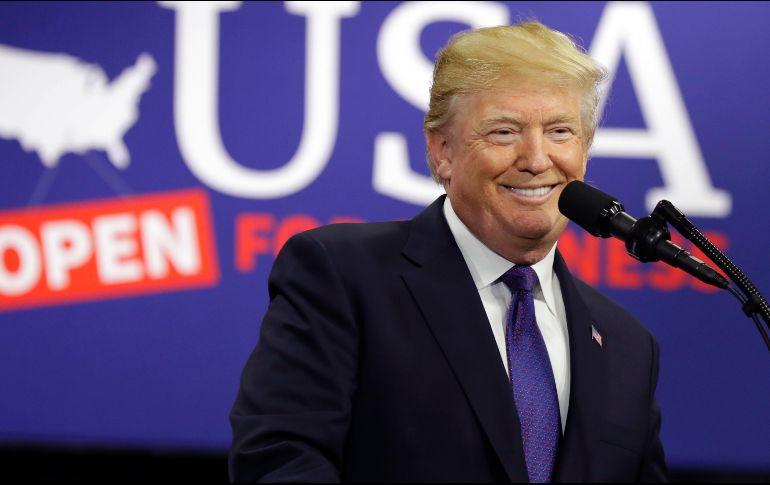 Las relaciones entre Estados Unidos y los palestinos se han complicado desde que Trump reconoció a Jerusalén como la capital de Israel. AP / ARCHIVO
