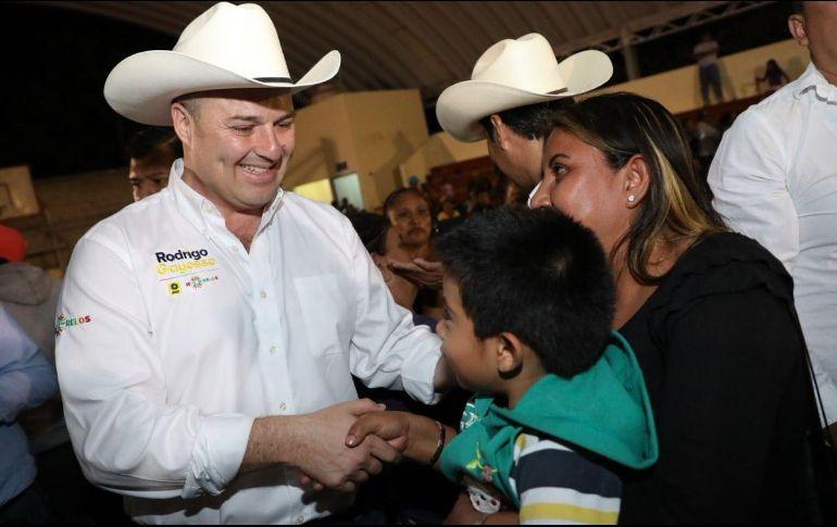 Rodrigo Gayosso, hijo de Graco Ramírez, será candidato del PRD en Morelos
