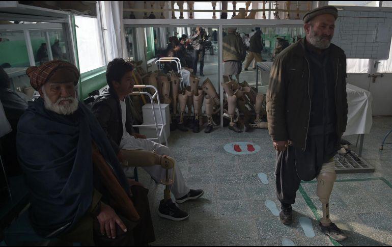 Aumentan víctimas civiles por bombardeos aéreos en Afganistán: ONU